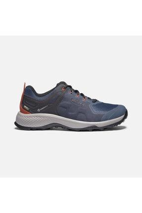 Keen Erkek Mavi Bağcıklı Spor Ayakkabı 1