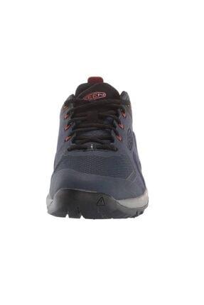 Keen Erkek Mavi Bağcıklı Spor Ayakkabı 2