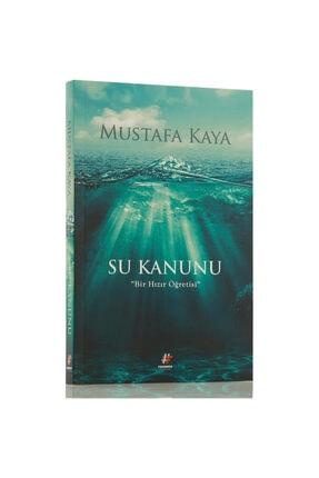 Fenomen Kitap Mustafa Kaya Su Kanunu 0