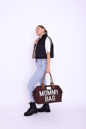 Derima Çanta Siyah Anne Bebek Bakım Çantası Mommy Bak 2