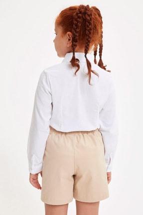 Defacto Uzun Kollu Gömlek 2