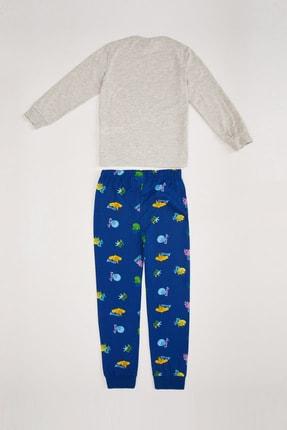 Defacto Erkek Çocuk Kral Şakir Lisanslı Pijama Takım 1
