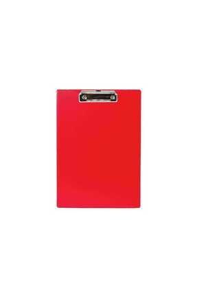 KRAF Kapaksız Sekreterlik A4 Kırmızı 0