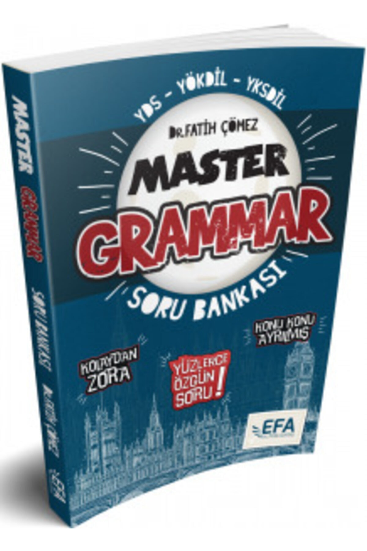 YDS YÖKDİL YKSDİL Master Grammar Soru Bankası 504
