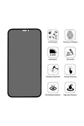 Microlux Iphone X / Xs Ekran Koruyucu Gizli Hayalet Cam 9d Tam Kaplama St08431 4