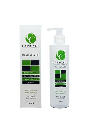 Capicade Demoxcade Vücut Şampuanı 220 ml 0