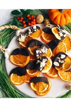 ma'nâ Delight El Yapımı Bitter Çikolatalı Bademli Portakal - Orangetta 0