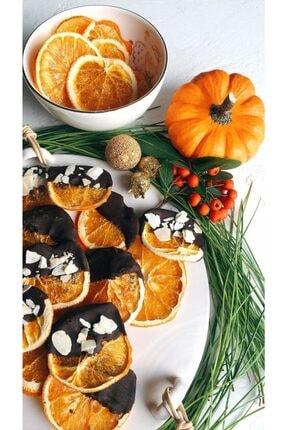 ma'nâ Delight El Yapımı Bitter Çikolatalı Bademli Portakal - Orangetta 1