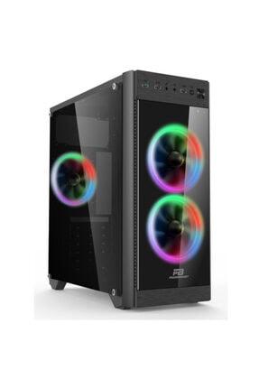 Power Boost Vk-c013b 500w Usb 3.0 Atx 3xrgb (5 Renk) Fanlı Kasa (jbst-vkc013b) 0