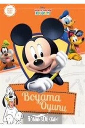 Doğan Egmont Yayıncılık Mickey Fare'nin Kulüp Evi Boyama Oyunu 0
