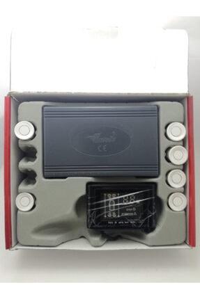 Inwells Park Sensörü E8-6 (6 Gözlü-metrajlı) Beyaz 0