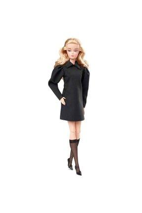 Barbie Koleksiyon Siyahın Asaleti Bebeği Ght43 0