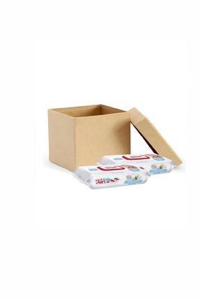 Baby Turco Beyaz Sabun Kokulu Islak Havlu 24X90 Lı 2