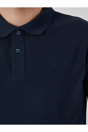 Ltb Erkek  Lacivert Polo Yaka T-Shirt 012208450860890000 1
