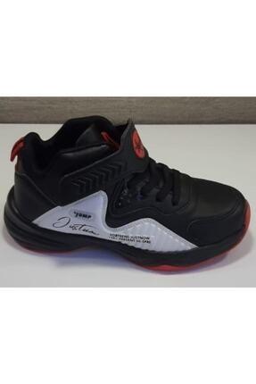 Jump Erkek Çocuk Siyah Spor Ayakkabısı 0