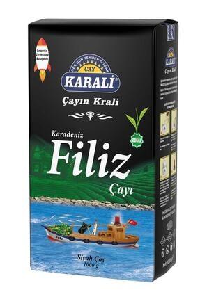 Karali Çay Karali Karadeniz Filiz Dökme Çay 1 kg 2