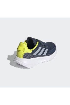 adidas TENSAUR RUN C Gri Erkek Çocuk Spor Ayakkabı 101085035 2