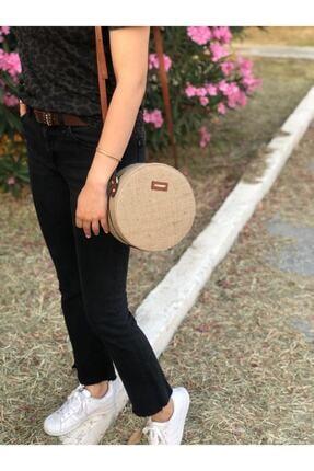 Lebina Kadın Hasır Çanta 2
