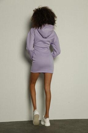 HOLLY LOLLY Kadın Lila Everything Elbise 2
