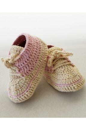 Organic Bonny Baby Organik Bebek Patiği Özel Tasarım 2