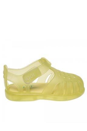 IGOR Tobby Velcro Sarı Sandalet 10233 2