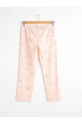 LC Waikiki Kadın Pembe Pijama Alt 1