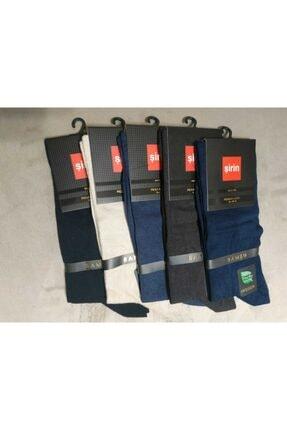BUSOCKS Erkek Karışık Renk Çorap 6 lı 0