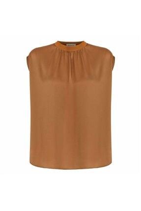 Ipekyol Kadın Turuncu Bluz Terracotta 6122