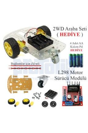 Arduino Başlangıç Seti Mega 2560 105 Parça 327 Adet 3