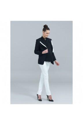 Charismom Kadın Lacıvert Blazer Hamile Ceket 0