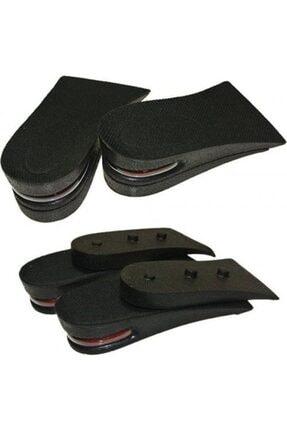 jetfast 5 Cm Gizli Topuk Hava Yastıklı Boy Uzatıcı Tabanlık Uzatan Taban Uzatma Tabanı Ayakkabı Tabanlığı 2