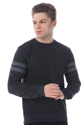 Rodi Jeans Erkek Triko Zigzaglı Slim Fit 2