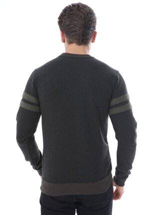 Rodi Jeans Erkek Triko Zigzaglı Slim Fit 3