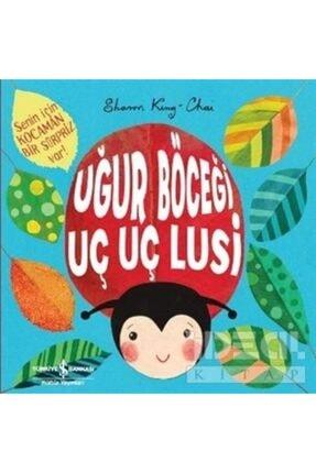 İş Bankası Kültür Yayınları Uğur Böceği Uç Uç Lusi 0