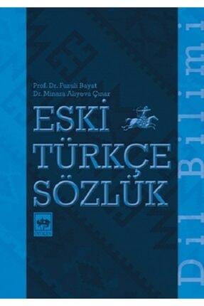 Ötüken Yayınları Eski Türkçe Sözlük 0