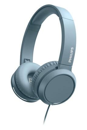 Philips Mavi Kablolu Kulak Üstü Kulaklık Tah4105 0