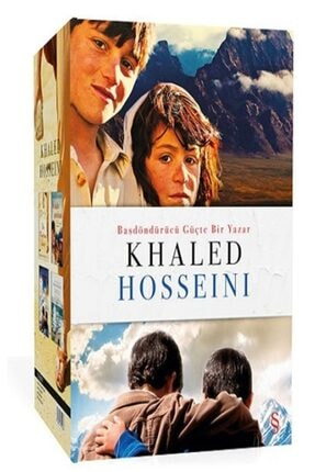Everest Yayınları Khaled Hosseini Kutulu Set 0