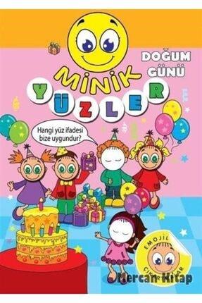 Revzen Kitap Minik Yüzler - Doğum Günü 0