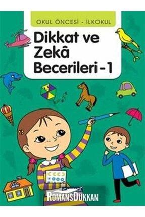 Çamlıca Çocuk Yayınları Dikkat ve Zeka Becerileri - 1 (36-48 Ay) 0
