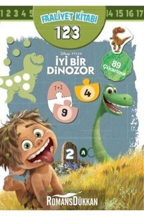 Doğan Egmont Disney Iyi Bir Dinozor Faaliyet Kitabı 123 0