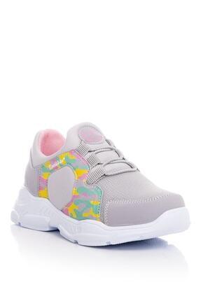 Baybaco Buz Pembe Çocuk Spor Ayakkabı 26 - 35 1