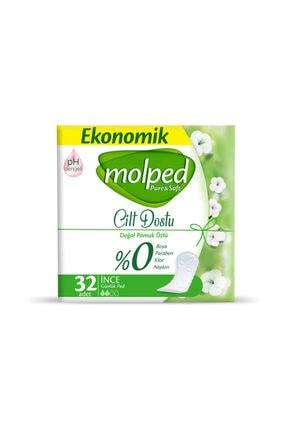 Molped Pure & Soft Cilt Dostu 32'li 0