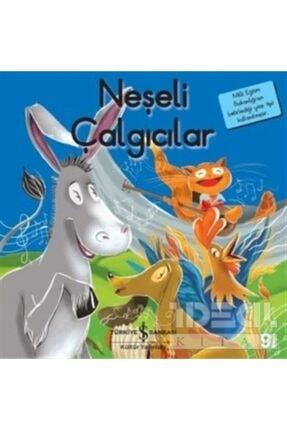 İş Bankası Kültür Yayınları Neşeli Çalgıcılar - Ilk Okuma Kitaplarım 0