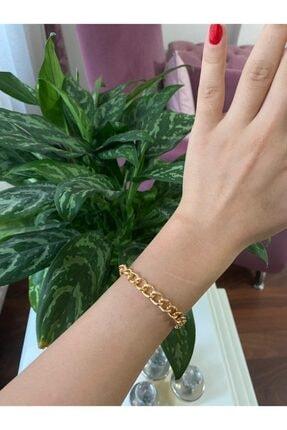 Kadın Altın Rengi Bileklik SBR13