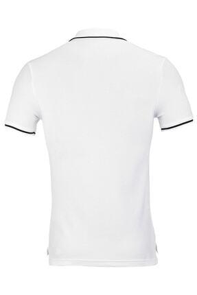 Nike Erkek Beyaz M Polo Tm Club19 Polo Tişört Aj1502-100 1