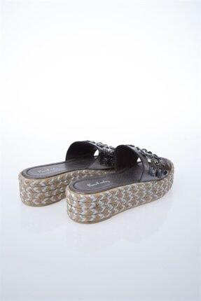 Pierre Cardin PC-6131 Platin Kadın Sandalet 3
