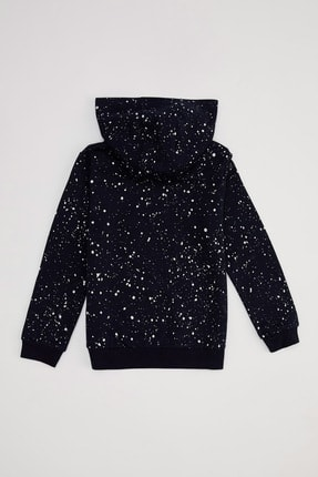 Defacto Erkek Çocuk Nasa Lisanslı Sweatshirt 1