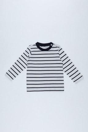 Defacto Erkek Bebek Tulum Ve Tişört Takım 2