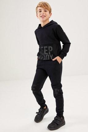Defacto Erkek Çocuk Baskılı Sweatshirt 1