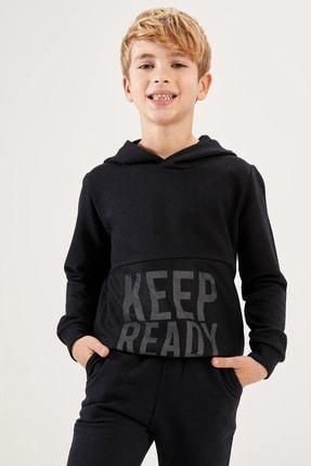 Defacto Erkek Çocuk Baskılı Sweatshirt 2